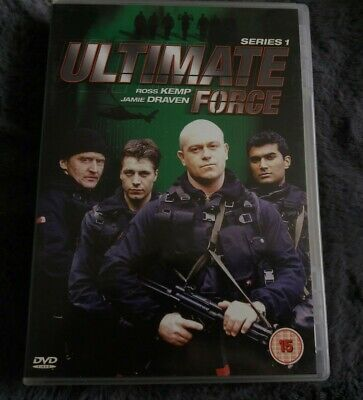 £1.99 • Buy Ultimate Force Series 1 - Ross Kemp - Special Forces / S.a.s Drama. Free Uk Post