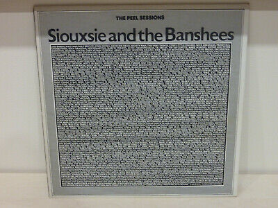 £9.95 • Buy SIOUXSIE & THE BANSHEES - The Peel Session - 1st Press 12  EP - SFSP012 - EX