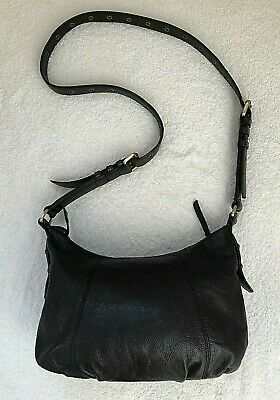 £20 • Buy M & S -  Autograph - Soft Brown Leather - Cross Body / Shoulder Bag - Fast Post