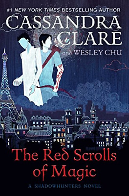 £6.56 • Buy The Red Scrolls Of Magic (The Eldest Curses), Very Good Condition Book, Chu, Wes