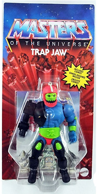 £17.99 • Buy Masters Of The Universe Origins Trap Jaw MISB - BRAND NEW - IN HAND