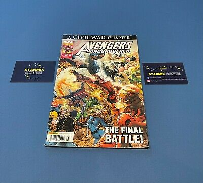 £3 • Buy Avengers Unconquered Issue 7 Marvel Collectors Edition