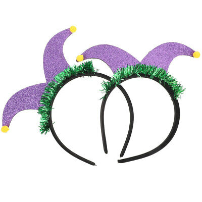 £5.60 • Buy 2Pcs Headdress Decorative Creative Lightweight Hair Accessory For Carnival Party