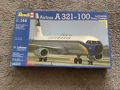 £24.99 • Buy Revell Lufthansa Airbus A321-100 1/144 Scale