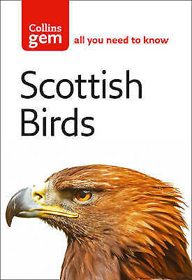 £5.90 • Buy Collins Gem - Scottish Birds: The Quick And Easy Spotter's Guide By Valerie Thom