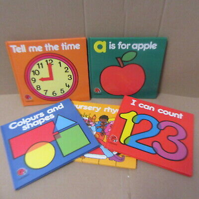 £1.99 • Buy Children's  Ladybird Books For Beginners  Alphabet Numbers  Colours  Time Shapes