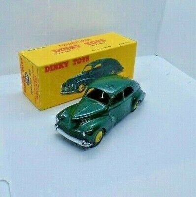 £20 • Buy FRENCH DINKY NO.24r PEUGEOT 203  WITH CUSTOMISED DISPLAY/STORAGE BOX