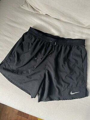 £11.50 • Buy Nike 5' Dri Fit Running Shorts Size L - Excellent Condition