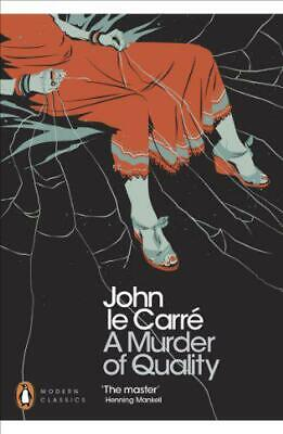 £8.29 • Buy A Murder Of Quality (Penguin Modern Classics) By John Le Carré, NEW Book, FREE &