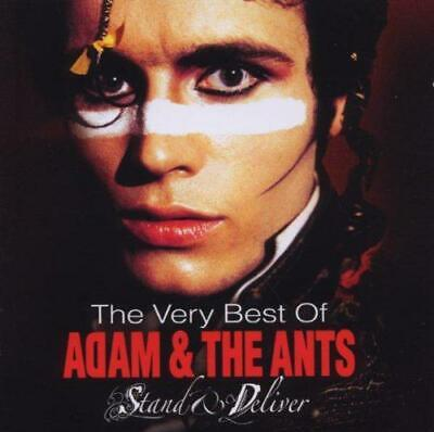 £11.09 • Buy Stand & Deliver: The Very Best Of Adam & The Ants [CD + DVD], Adam & The Ants, G