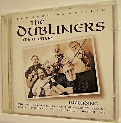 £1.97 • Buy DUBLINERS - 'The Masters' - X 2 CD (48 Tracks) - (CD 1998)**EXC**