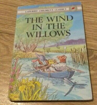 £1.19 • Buy Ladybird Book - Classics - The Wind In The Willows - Series 740
