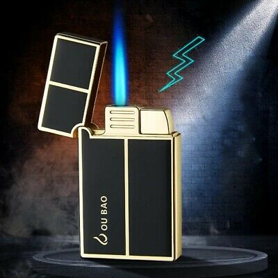 £8.99 • Buy Cigar Lighter Windproof Unique Gift Quality Creative Cool Cigarette Lighter.