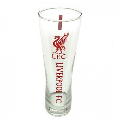£11.95 • Buy Liverpool FC Tall Beer Glass