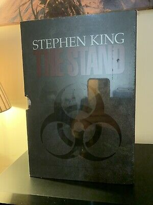 £85 • Buy Marvel Omnibus - The Stand Graphic Novel Collection (Stephen King) Sealed