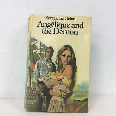 £5.29 • Buy Angelique And The Demon By Sergeanne Golon #413