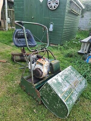 £200 • Buy Atco 24  Cylinder Ride On Mower