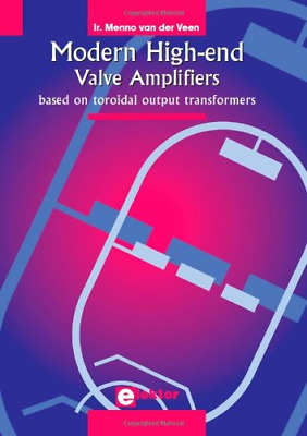 £22.89 • Buy Modern High-end Valve Amplifiers: Based On Toroidal Output Transformers, Veen, I