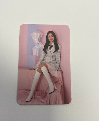 £10 • Buy Kpop Official Loona Yves Solo Photocard REPRINT
