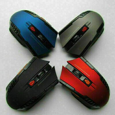 £1.99 • Buy 2.4GHz Wireless Cordless Mouse Mice Optical Scroll For PC Laptop Computer Black