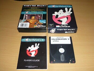 £5.99 • Buy *****amstrad Cpc 464/664/6128 Disk Game Ghostbusters Ii By Activision*****