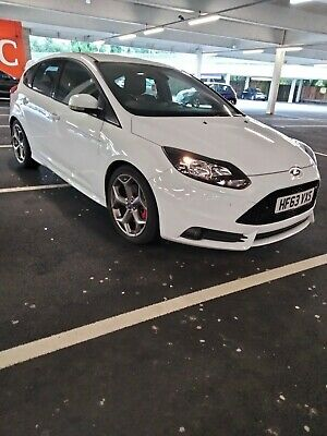 £6600 • Buy Ford Focus ST2 2014, 1 Previous Owner From New, Full Service History, 73k Miles