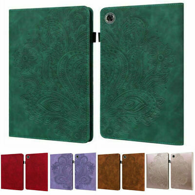 AU10.79 • Buy For Amazon Kindle Fire HD 8 Plus 2020 Hybrid Leather Flip Stand Card Case Cover