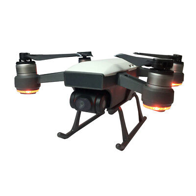 AU8.07 • Buy Landing Gear For DJI Spark Pro Drone Accessories Increased Height Quadrupod  Jw