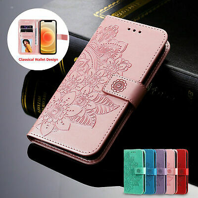 AU12.99 • Buy Magnetic Leather Wallet Case Flip Cover For IPhone 13 12 Pro Max 11 XS XR 8 7 6+