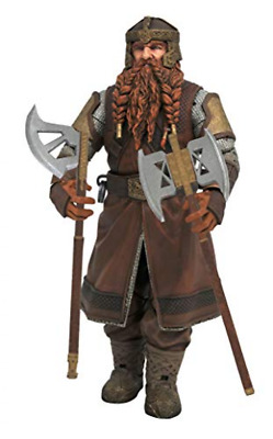 £38.18 • Buy DIAMOND SELECT TOYS The Lord Of Rings: Gimli 7  Collectible Action Figure