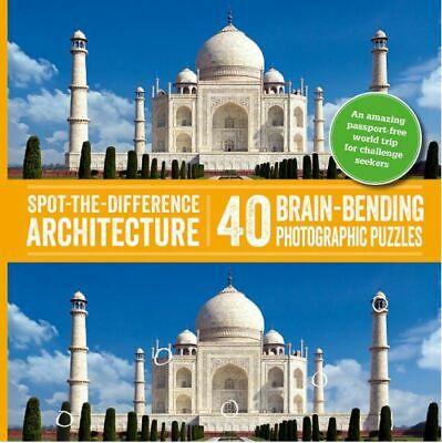 £7.06 • Buy Spot-the-Difference Architecture,  New Book