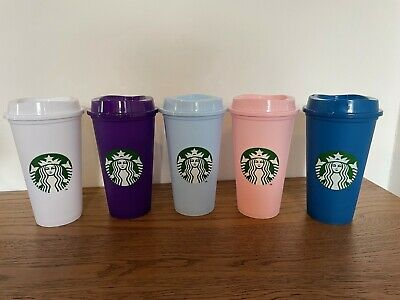 £8.49 • Buy Starbucks Reusable Eco - Friendly Coffee Cup Uk Seller Fast Dispatch