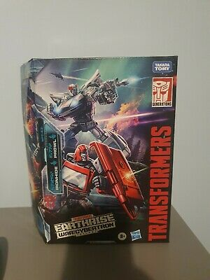 £105 • Buy Transformers War For Cybertron Earthrise Ironhide And Prowl Brand New Misb