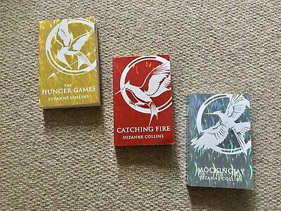 £5 • Buy The Hunger Games Book Set The Hunger Games Catching Fire Mockingjay