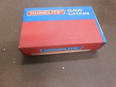 £54.56 • Buy 25' Vintage Homelite Chainsaw Chain New 1/4 For Stihl Echo Mcculloch