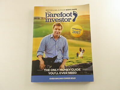 AU11 • Buy The Barefoot Investor By Scott Pape 2017 Edition Paperback Fiance Book