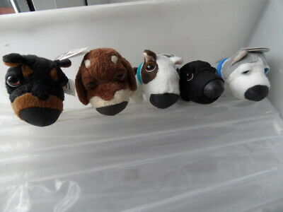£12 • Buy 5 X McDonalds Happy Meal Toy 2005/6 ArtList Collection The Dog Puppies GOOD COND