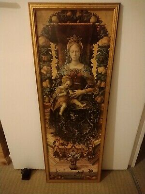 £10 • Buy Framed Carlo Crivelli Madonna And Child Poster