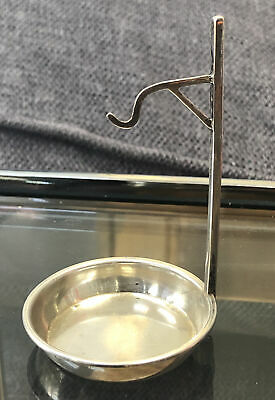 £25 • Buy Antique Sterling Silver  Ring Stand Holder / Pin Tray