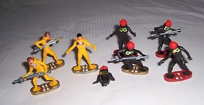 £8 • Buy SMALL LOT OF 8 BRITAINS SPACE ALIEN FIGURES 1980`s