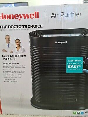 £160.87 • Buy Honeywell HPA3100 Remover Air Purifier - Black