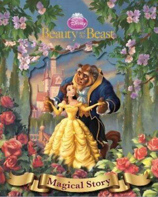 £3.79 • Buy Disney Beauty And The Beast Magical Story With Amazing Moving Picture Cover By ,