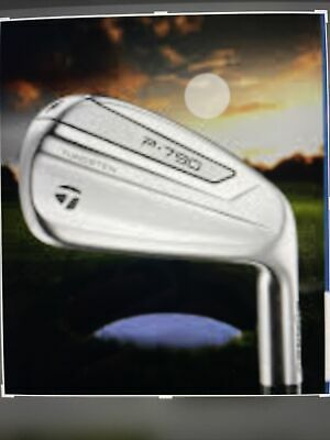 £695 • Buy Taylormade P790 Irons KBS Stiff - Purchased Oct 2020 - Used Twice. 4-9 Iron