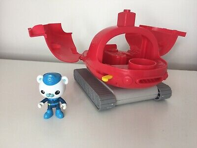 £15 • Buy Octonauts Red Gup X Launch Rescue Playset Figure Working Sound Toy Gift