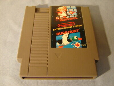 £14.62 • Buy Sellers Collection 1985 Mario Brothers Duck Hunt NES Game