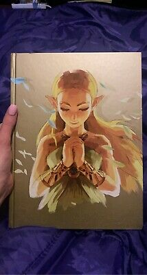 AU40 • Buy Zelda Breath Of The Wild Complete Expanded Edition