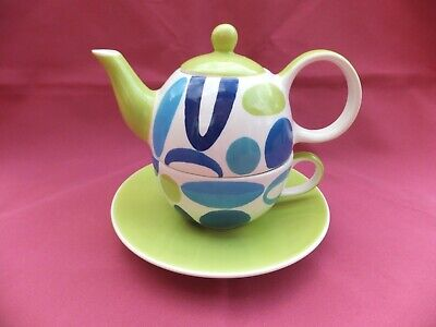 £12 • Buy Whittard Of Chelsea Teapot Cup & Saucer ~ Unused