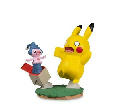 AU48.06 • Buy Pikachu Moods: Scared Figure POKÉMON CENTER ORDERED CONFIRMED TRUSTED SHIPPING ⭐