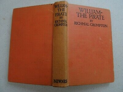 £9.99 • Buy William The Pirate (Richmal Crompton) 1st Cheap Edition Hardback  - 1932