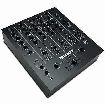 £197.48 • Buy M6 USB - 4-Channel DJ Mixer With Built-In Audio Interface, 3-Band EQ,